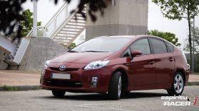 Toyota Prius con Michelin Crossclimate