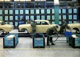 Volvo 121 fabricacion 1