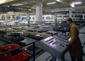 Volvo 121 fabricacion 3