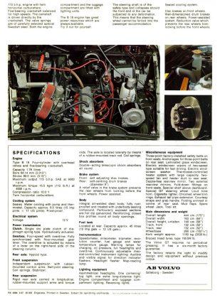 Volvo 123GT Amazon catalogo 2