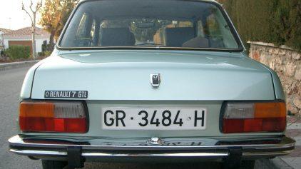 Renault 7 GTL Antonio 4