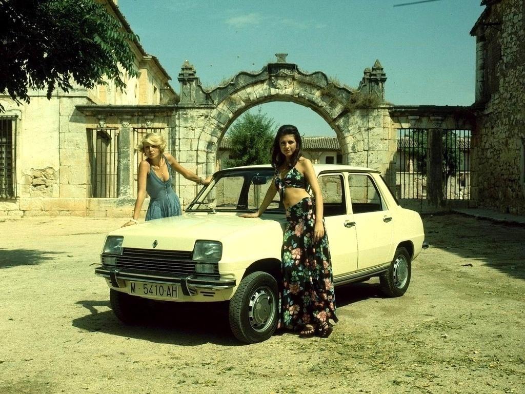 La historia del Renault Siete/7