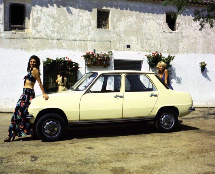 Coche del día: Renault Siete/7