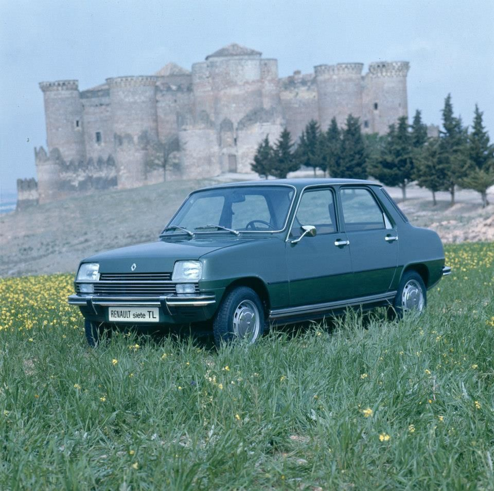 Renault Siete TL 3
