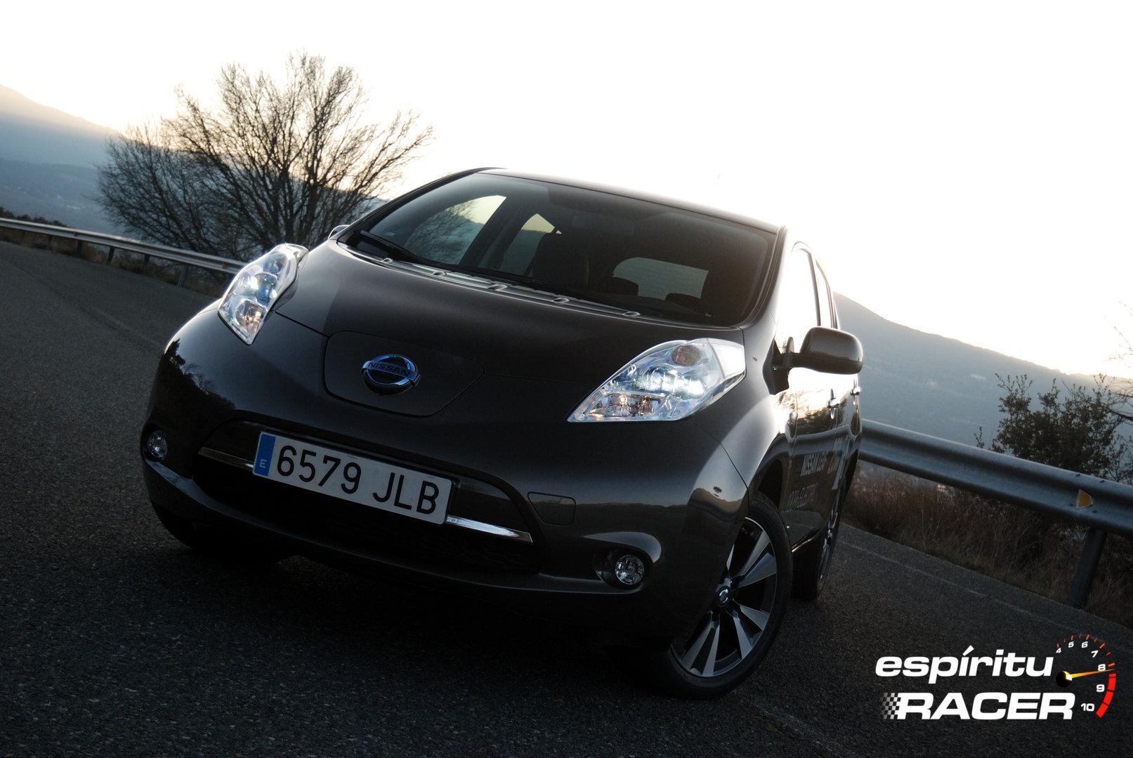 Prueba: Nissan Leaf 30 kWh