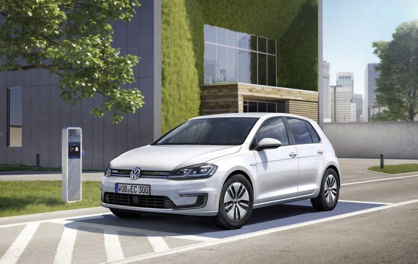 ¡Sorpresa! Volkswagen dice que el e-Golf emite menos CO2 que el Golf TDI