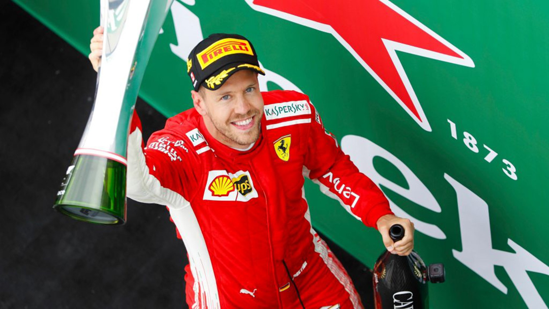 Ferrari confirma que Sebastian Vettel no renovará para 2021
