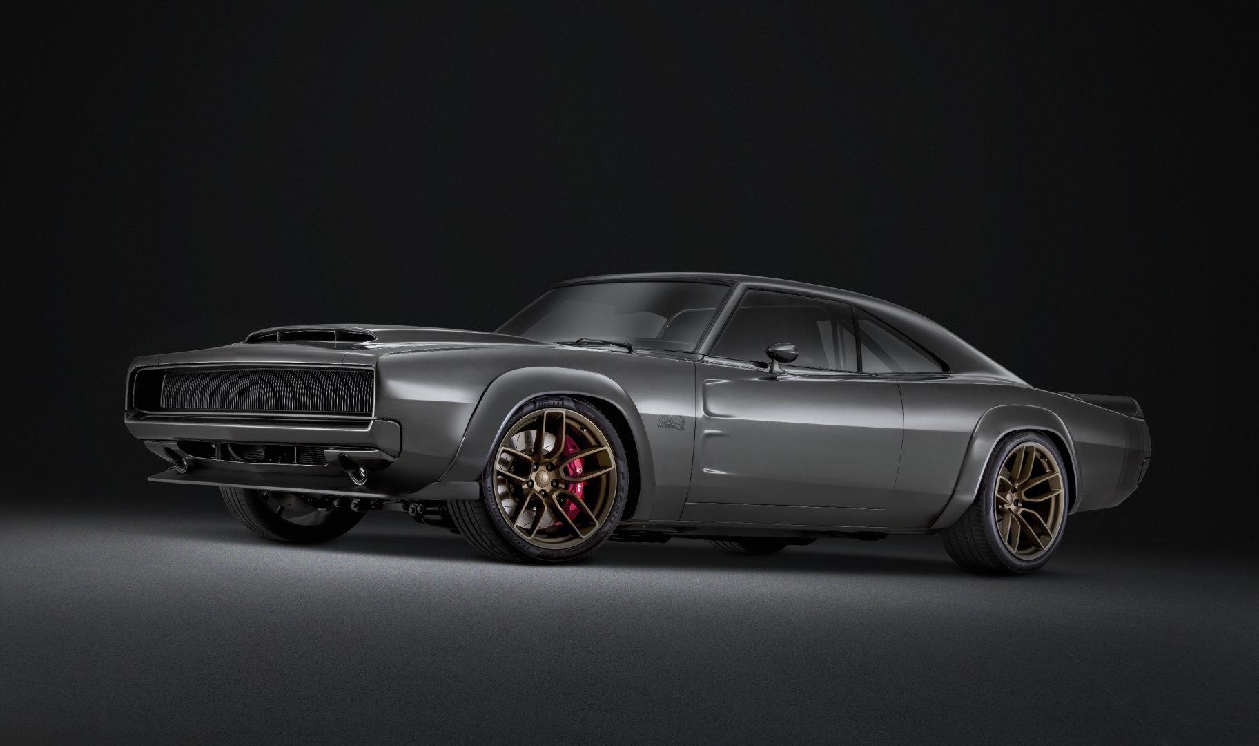 Mopar presenta el Dodge Super Charger con 1.000 CV