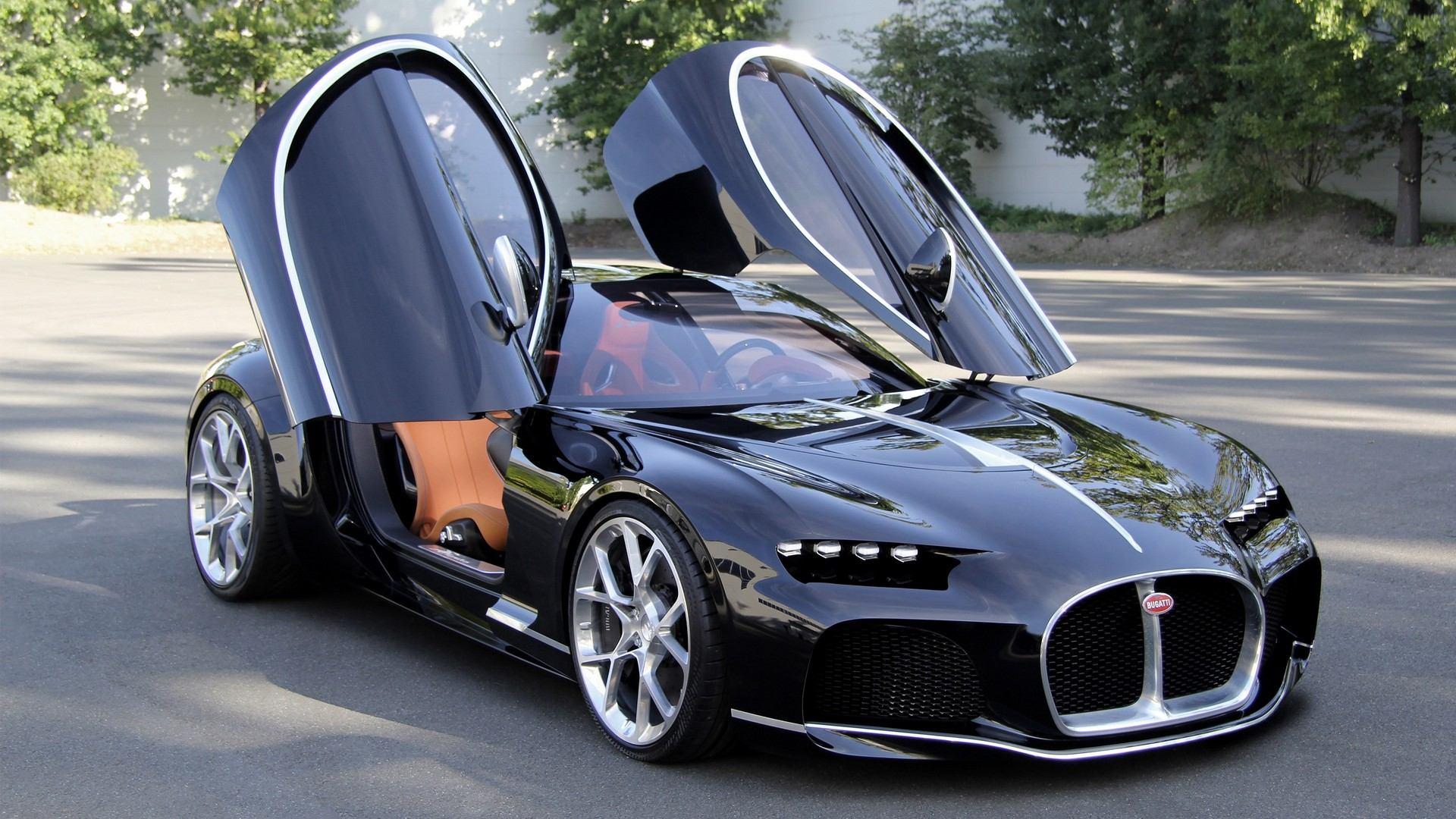 Los prototipos secretos de Bugatti