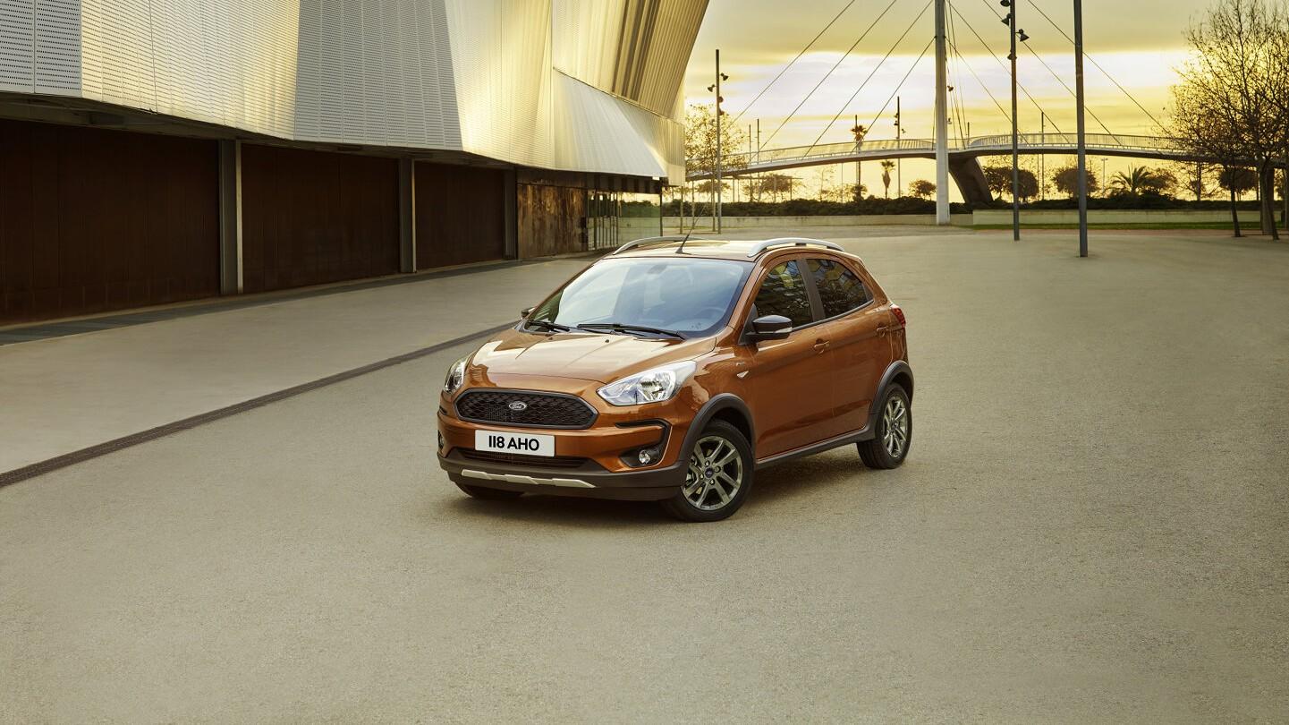 El Ford Ka+ abandonará en septiembre el mercado europeo