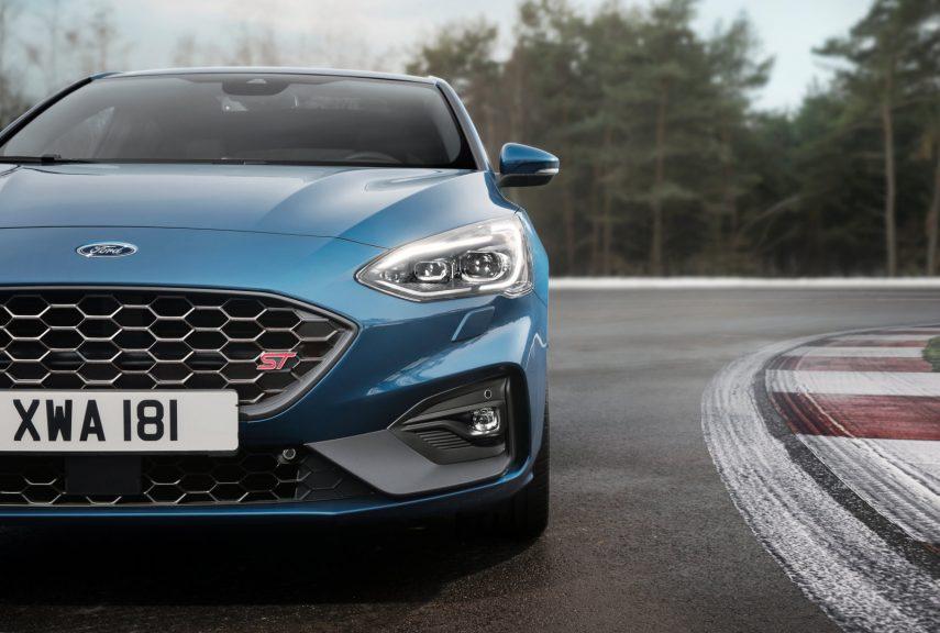 Nuevo Ford Focus ST, un compacto picante para todos los días