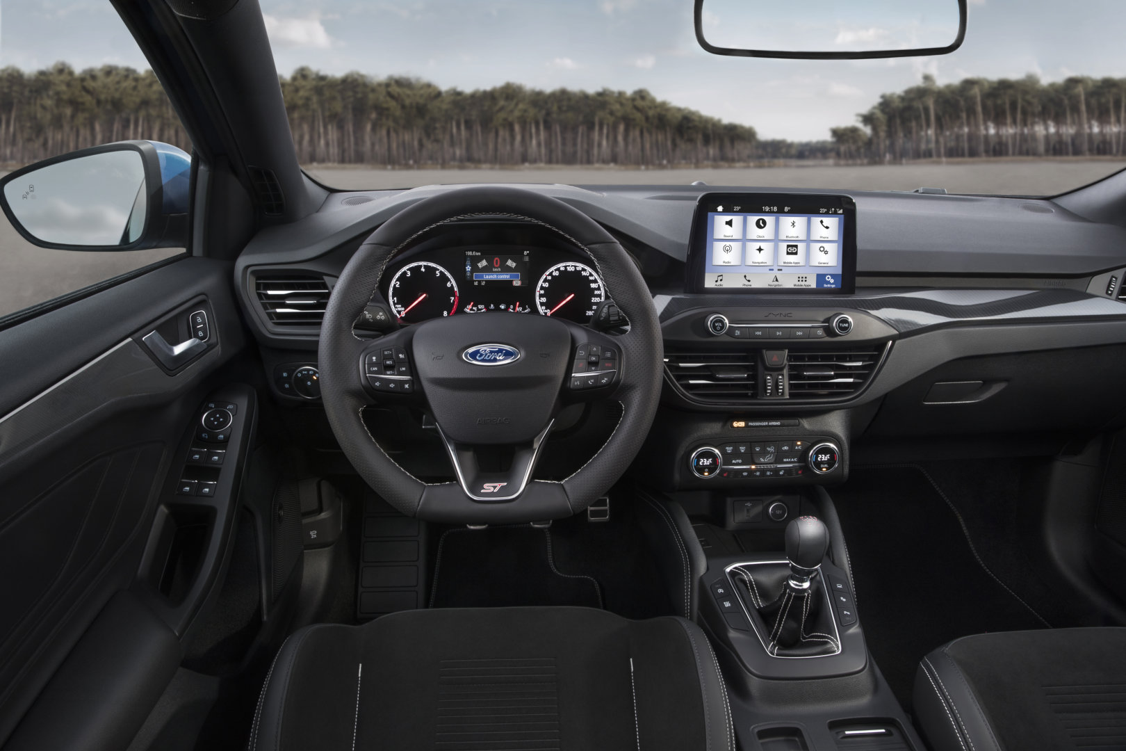 2019 FORD FOCUS ST 17