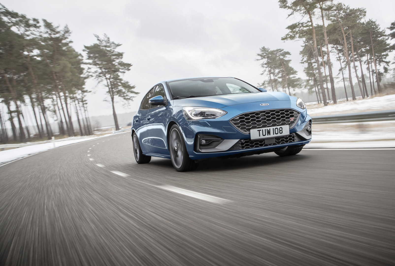 2019 FORD FOCUS ST 24