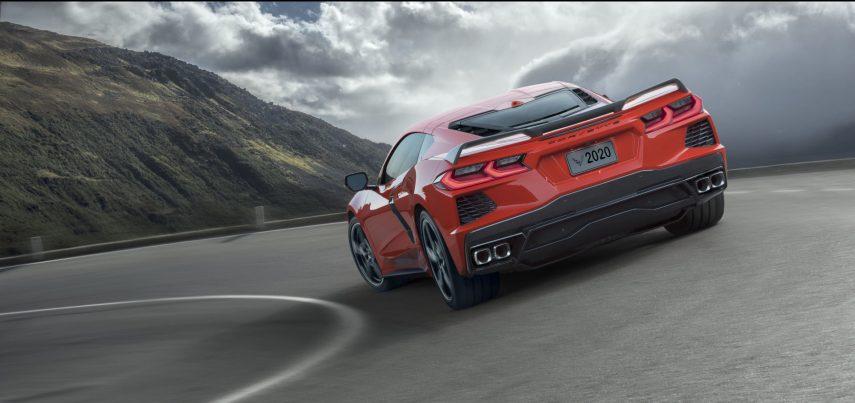 El Chevrolet Corvette (C8) ya tiene tiempo en la vuelta a Nürburgring