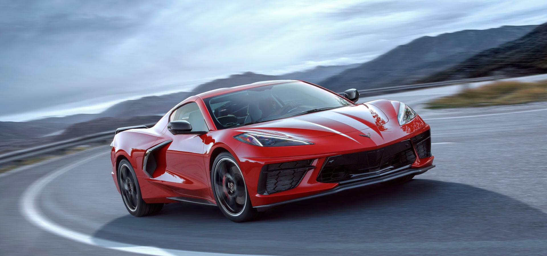 2020 Chevrolet Corvette, el deportivo americano se pasa al motor central