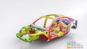 New Volvo S60 Safety Cage