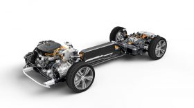 New Volvo S60 T8 Plug In Hybrid Chassis