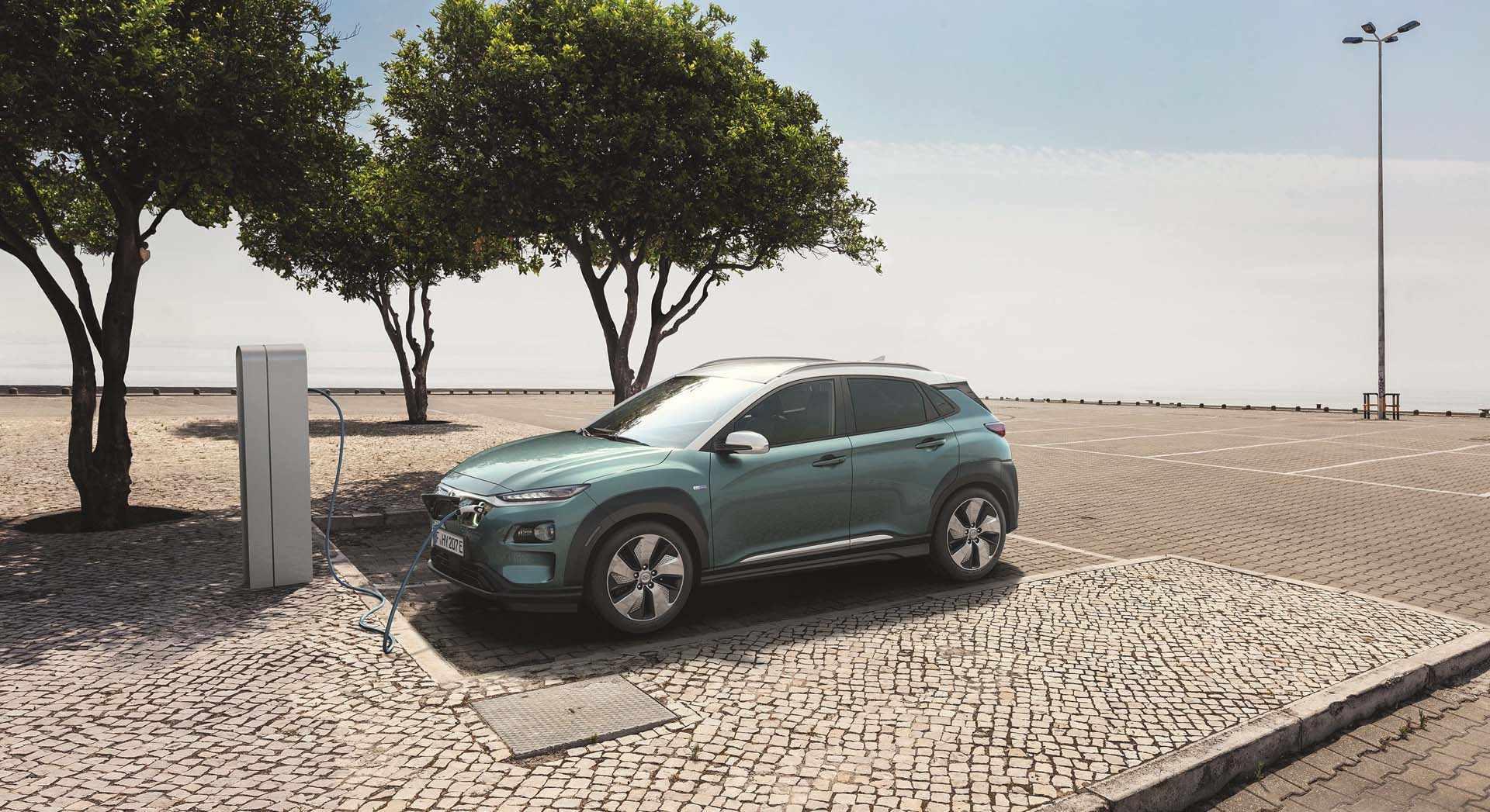 All New Hyundai Kona Electric 1
