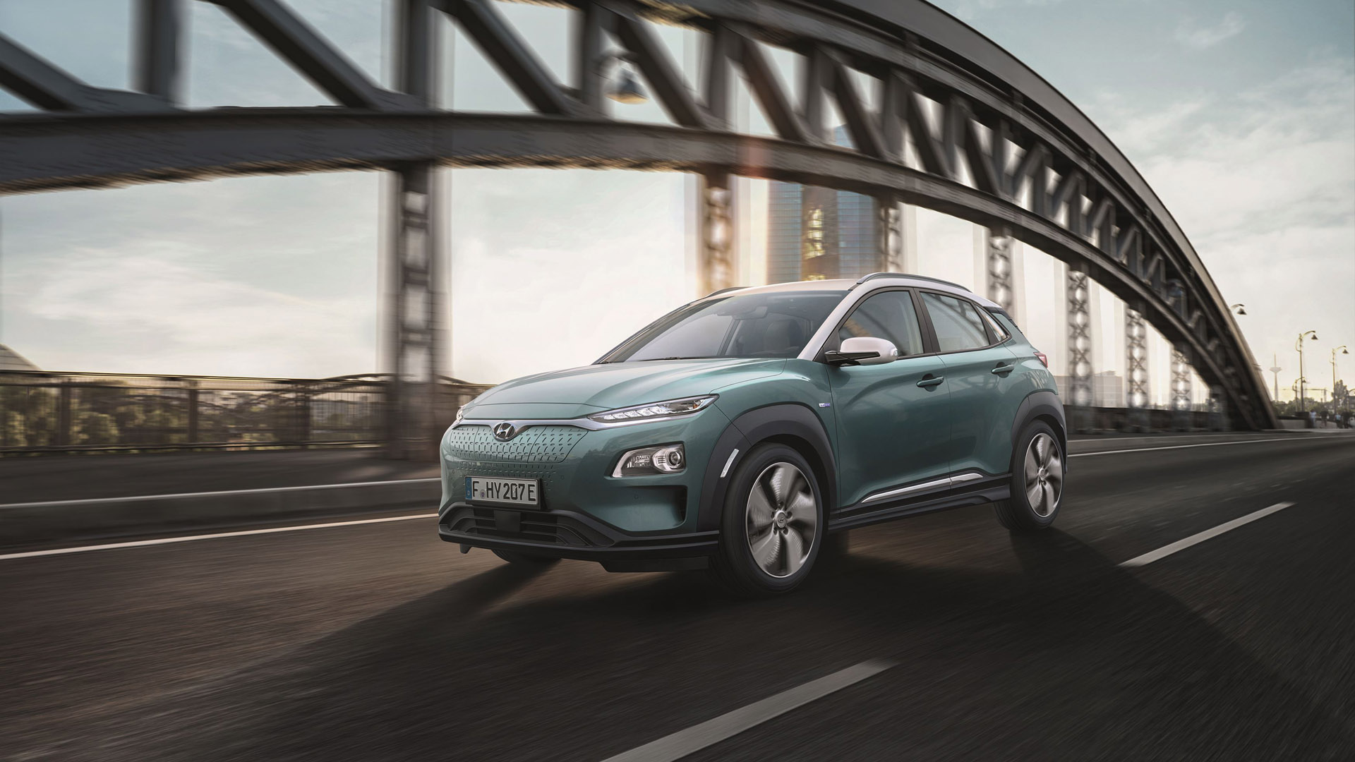 All New Hyundai Kona Electric 3