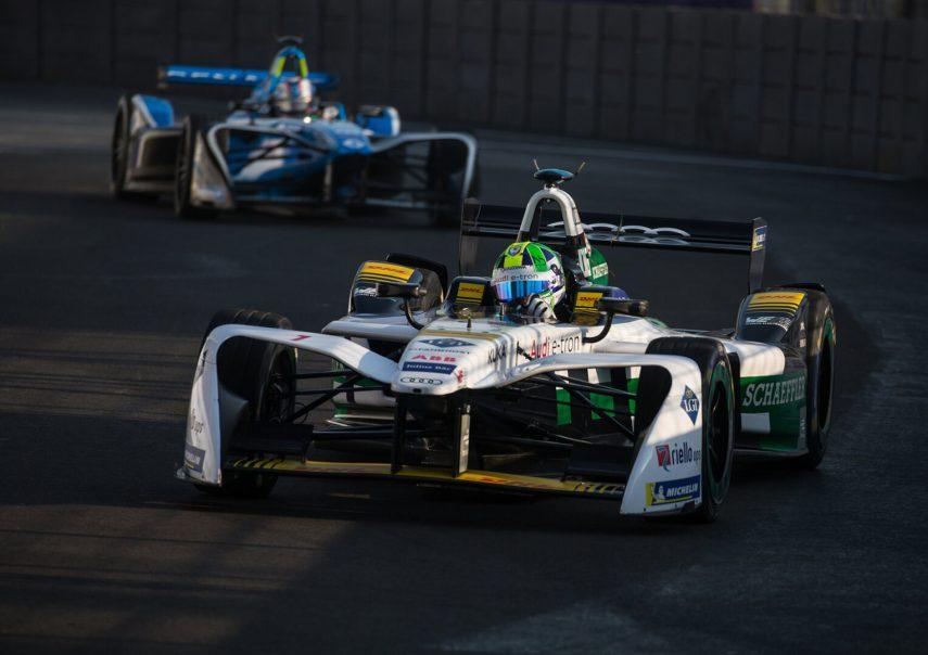 Daniel Abt gana el E-Prix de México de Fórmula E