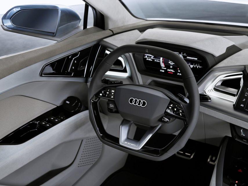 Audi Q4 E Tron 20