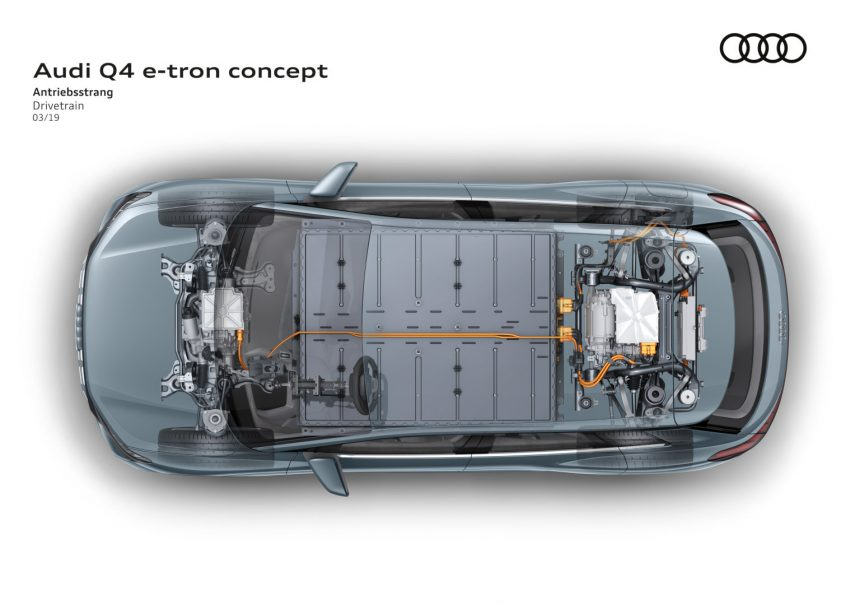 Audi Q4 E Tron 6
