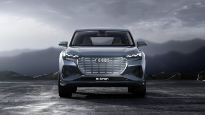 Audi Q4 E Tron 8