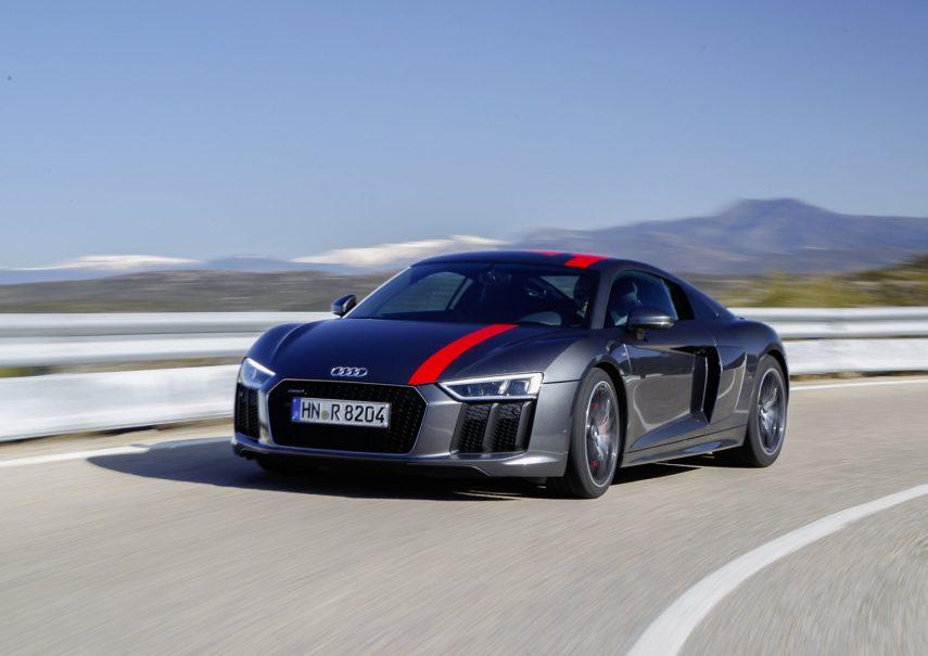 Audi R8 INS, una edición limitada únicamente para postureo