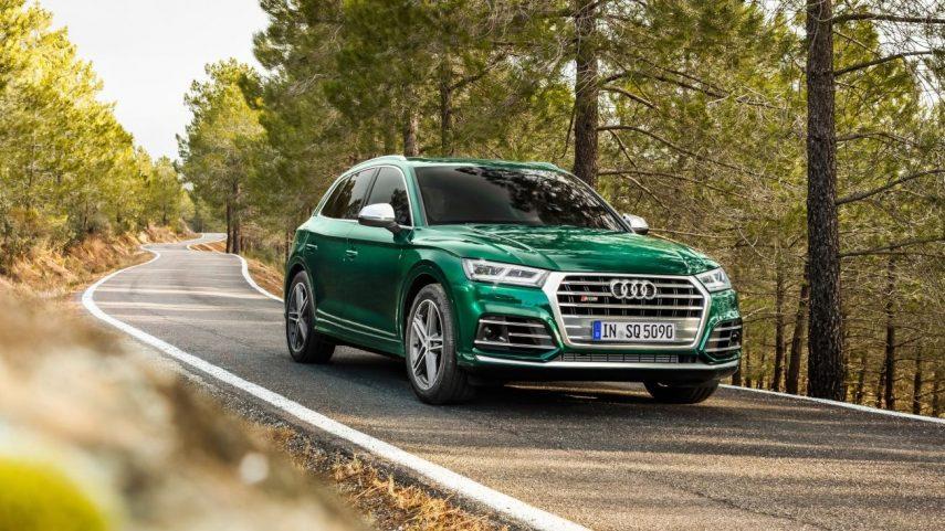 Audi SQ5 TDI: el SUV diésel de 347 CV y 700 Nm