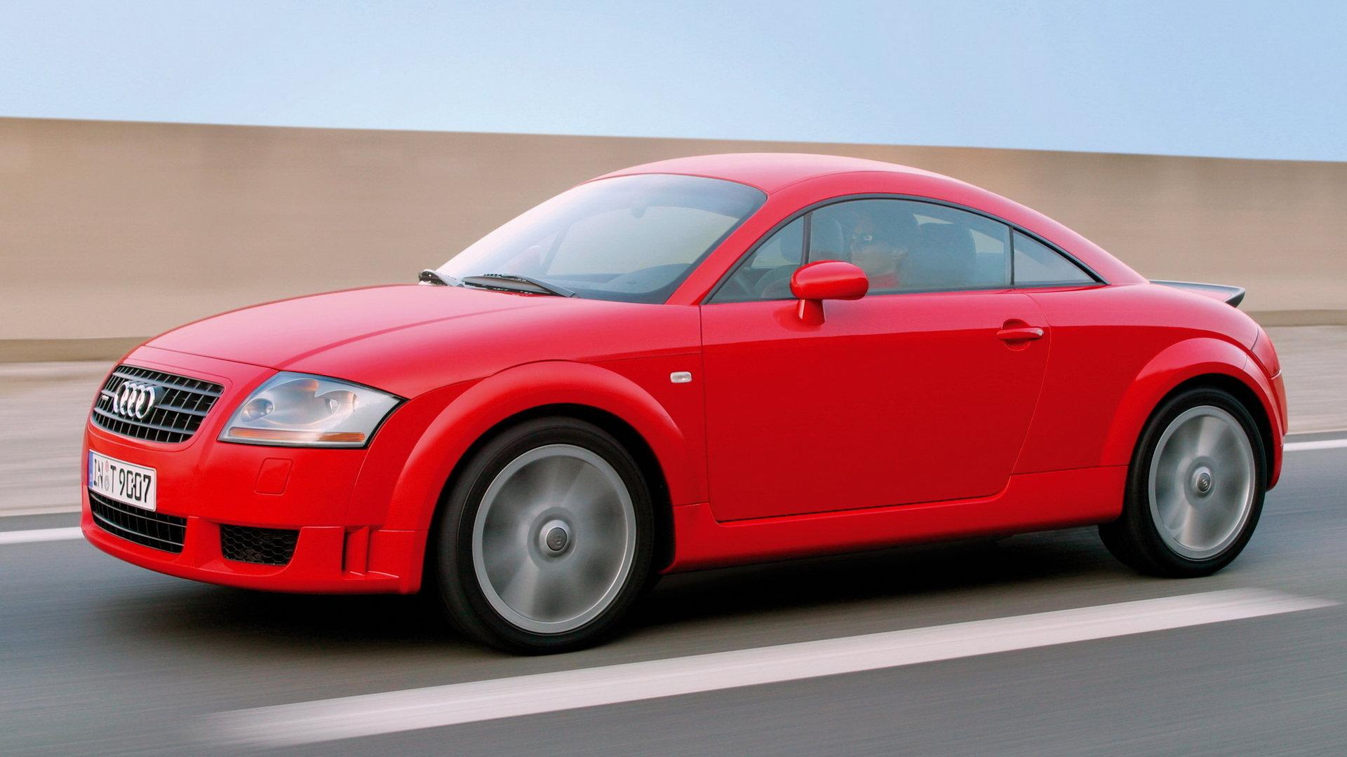 Coche del día: Audi TT 1.8t 225 quattro