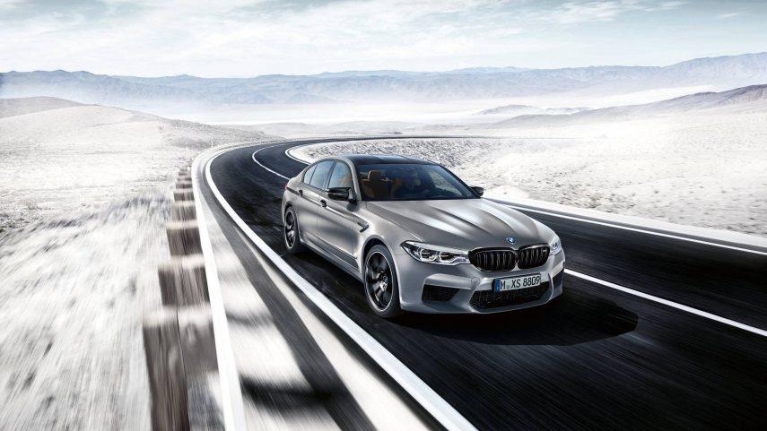 BMW M5 Competition: más deportivo, igual de familiar