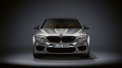 BMW M5 Competition 8