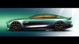 BMW M8 Gran Coupe 20