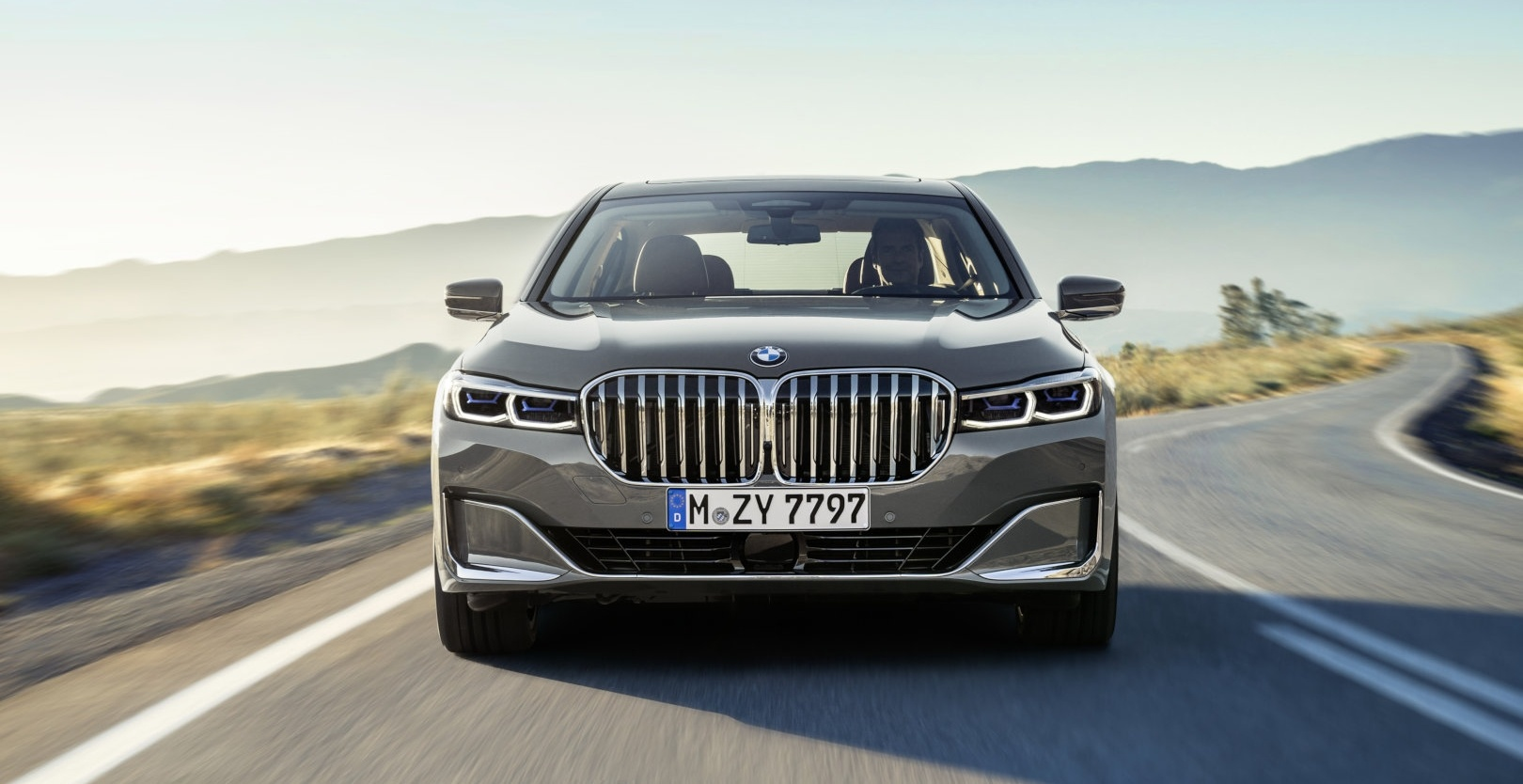BMW Serie 7 2019 Paisaje 03