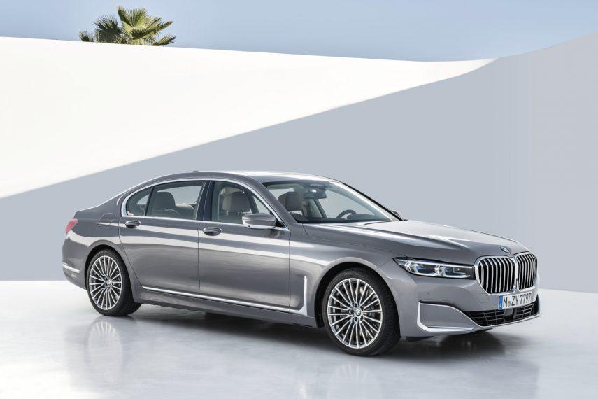 BMW Serie 7 2019 Paisaje 26