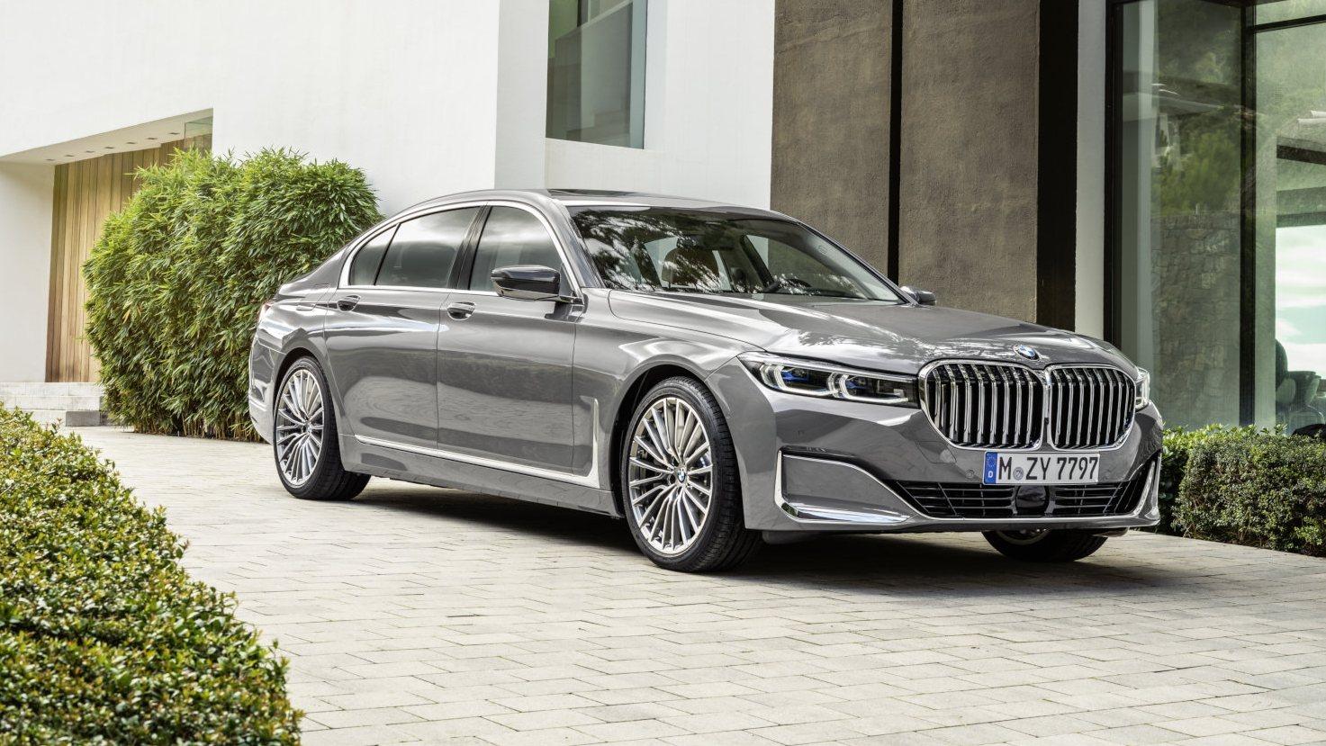 Nuevo BMW Serie 7, el buque insignia de Múnich