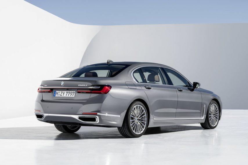 BMW Serie 7 2019 Paisaje 31