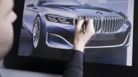 BMW Serie 7 2019 Sketches 6