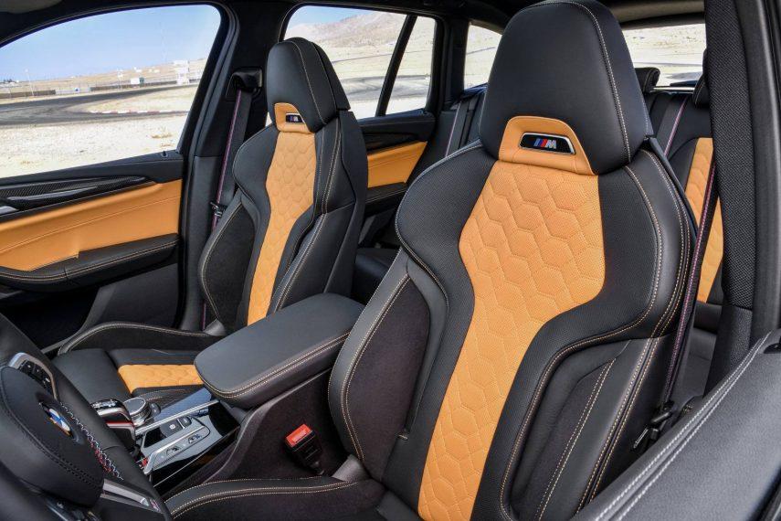 BMW X3 M 2019 44