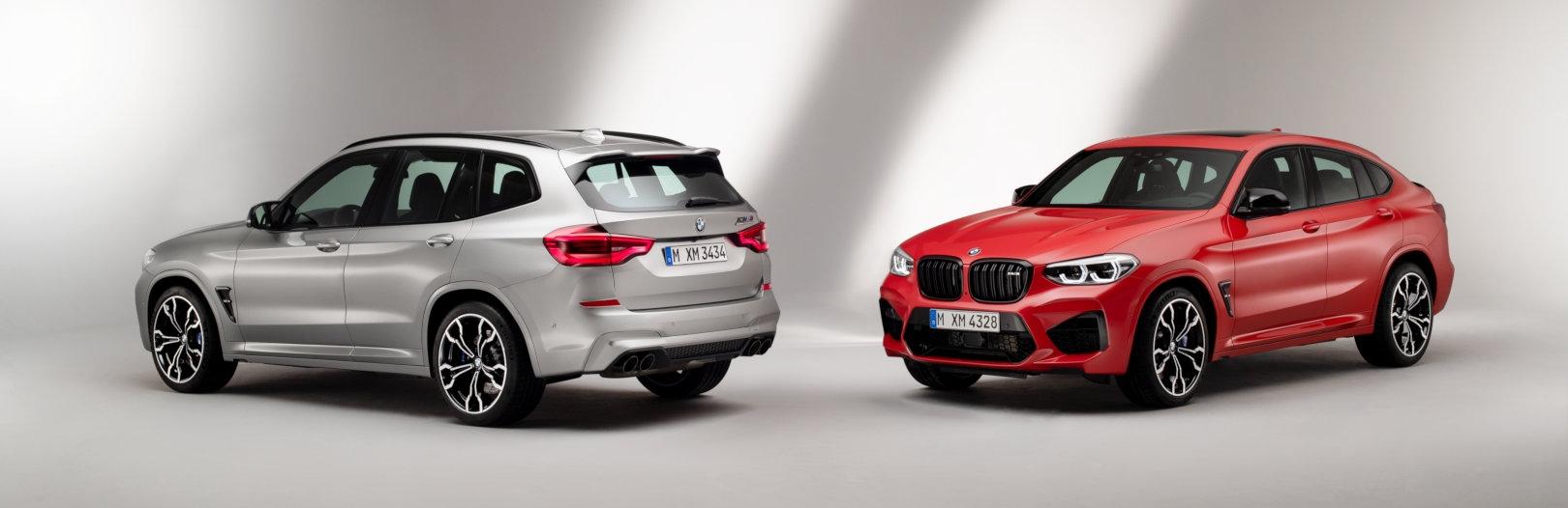 BMW X4 M 2019 69
