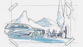 BMW X7 Bocetos 06