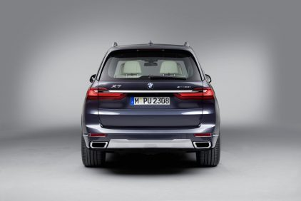 BMW X7 Estudio 30