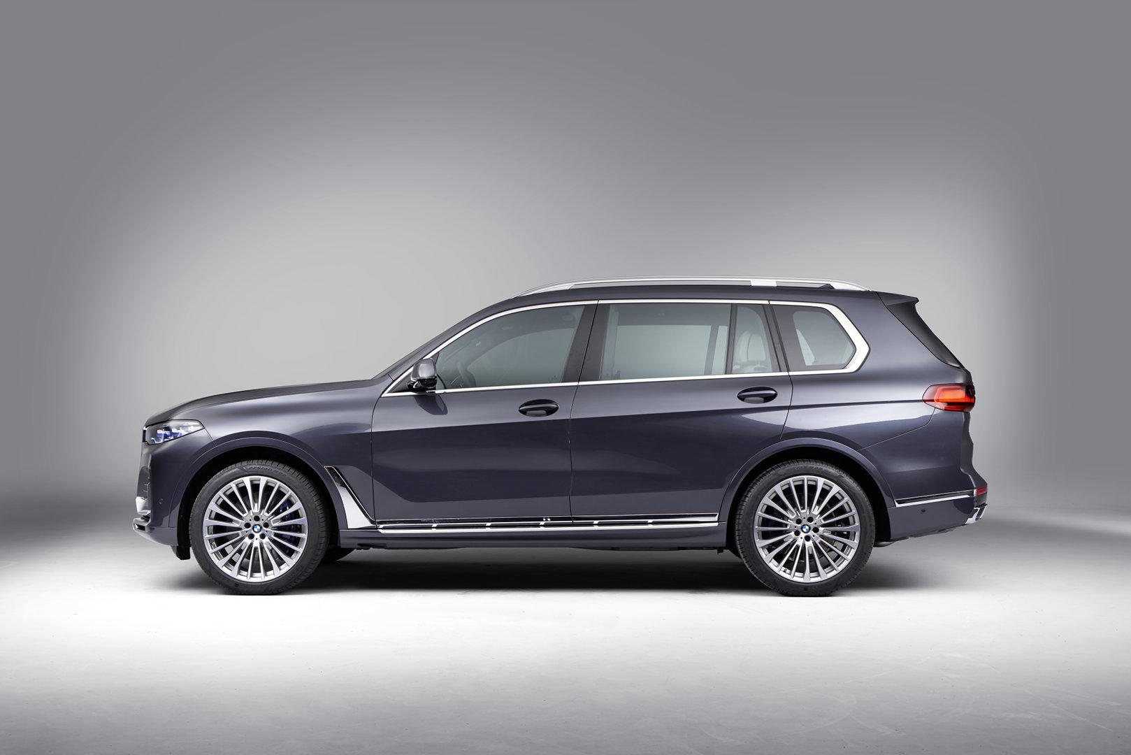 BMW X7 Estudio 36