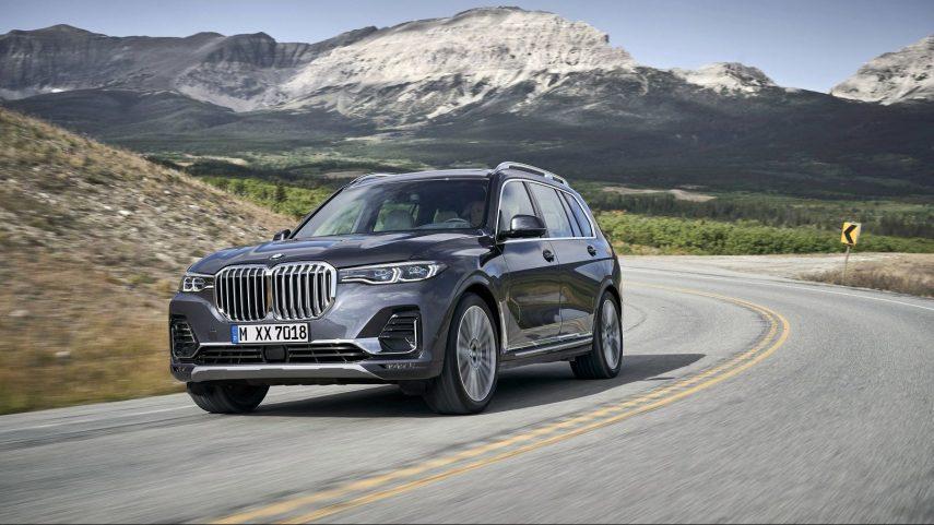 Este es el nuevo BMW X7, un SUV gigante y refinado