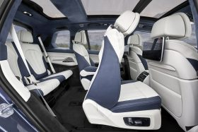 BMW X7 Interior 14