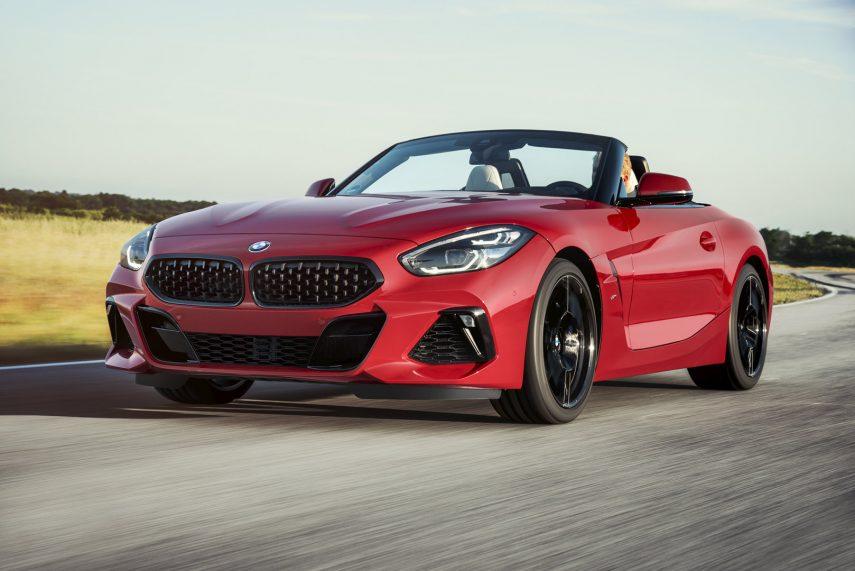 El BMW Z4 ya se puede pedir con cambio manual
