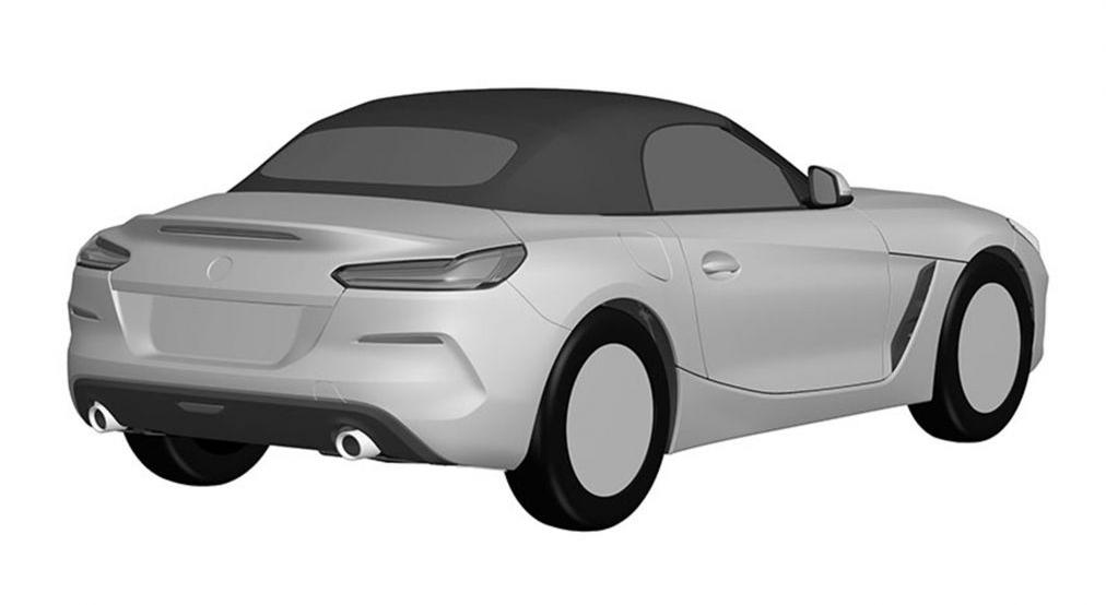 BMW Z4 Patente 2