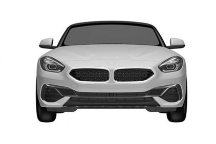 BMW Z4 Patente 3