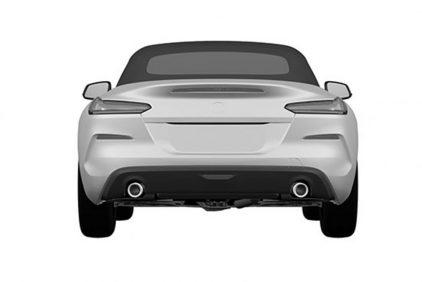 BMW Z4 Patente 4