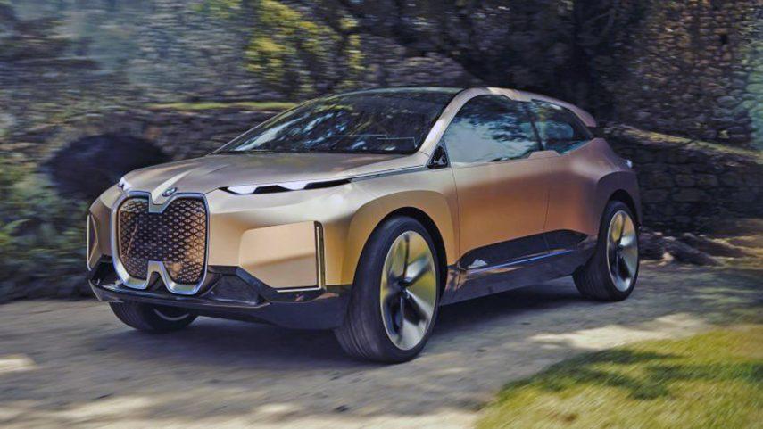 Este es el nuevo BMW Vision iNext Concept